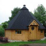 Grillhouse kota 25 m2